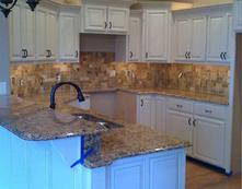 tile back splash,installation, kitchen